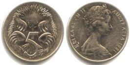 5 центов 1981 Австралия