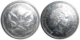 5 центов 2008 Австралия