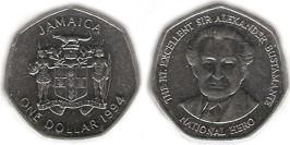 1 доллар 1994 Ямайка