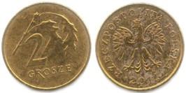 2 гроша 2011 Польша