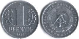 1 пфенниг 1985 «A» ГДР