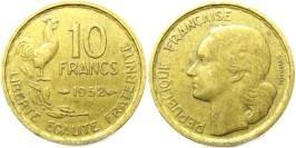10 франков 1952 Франция