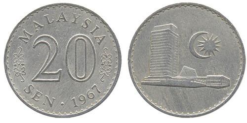 20 сен 1967 Малайзия