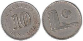 10 сен 1976 Малайзия
