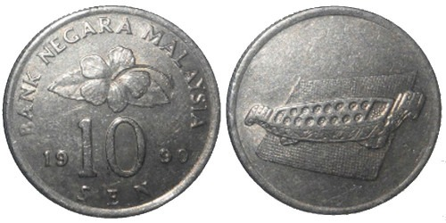 10 сен 1990 Малайзия