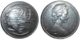 20 центов 1982 Австралия