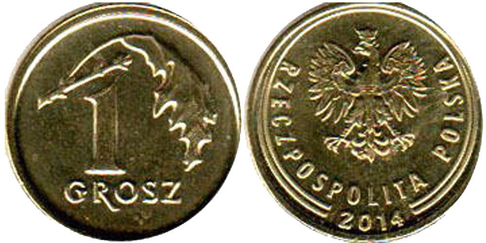 Иоанн павел 2 2014 10 злотых фигуры из монет