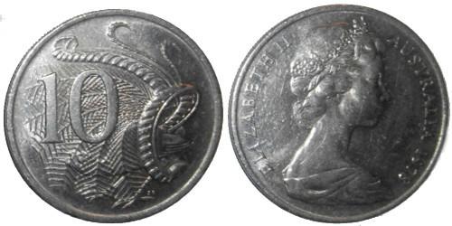 10 центов 1978 Австралия