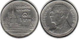 1 бат 2009 Таиланд