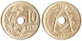 10 сантимов 1927 Бельгия (FR)