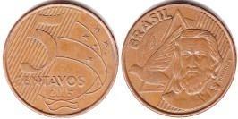 5 сентаво 2005 Бразилия