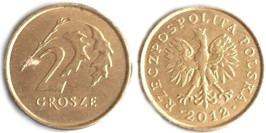 2 гроша 2012 Польша