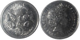5 центов 2007 Австралия