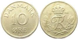 10 эре 1948 Дания