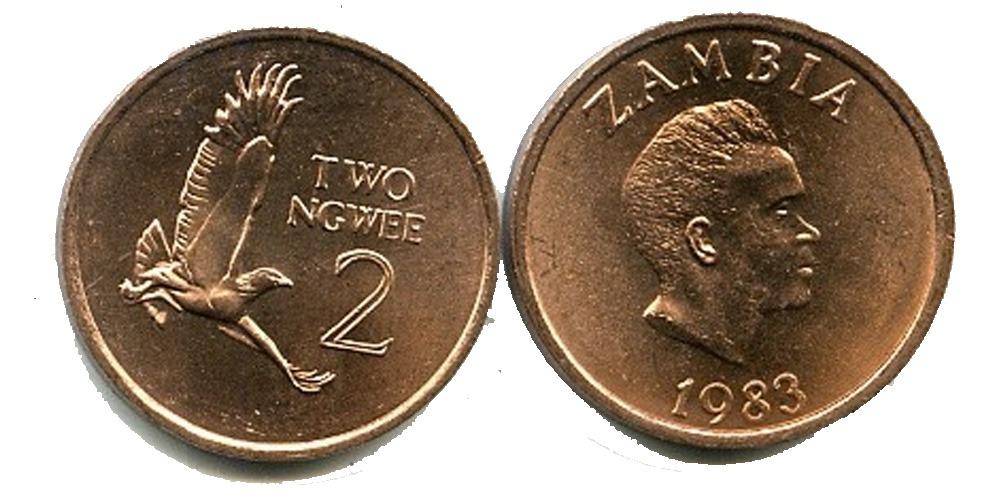 Разменная монета замбии стоимость 10 копеечных монет россии каталог