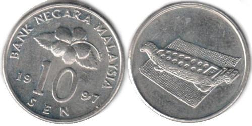 10 сен 1997 Малайзия