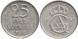 25 эре 1968 Швеция