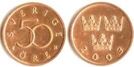 50 эре 2003 Швеция