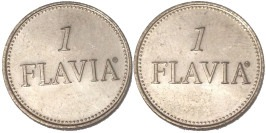 Монетовидный жетон 1 Флавиа (Flavia) – жетон кофейной машины FLAVIA Drink Stations