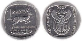 1 ранд 2007 ЮАР