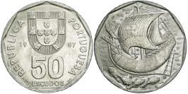 50 эскудо 1987 Португалия
