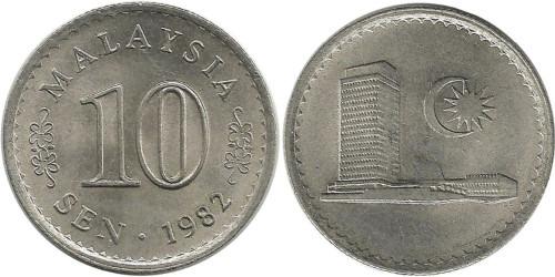 10 сен 1982 Малайзия