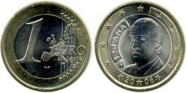 1 евро 2006 Испания