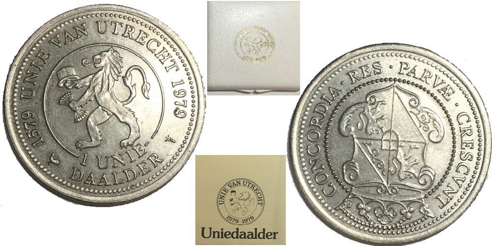 1 дальдер 1979 Нидерланды