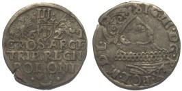 3 гроша (трояк) 1621 Польша