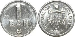 1 бан 2000 республики Молдова UNC
