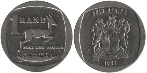 1 ранд 1997 ЮАР