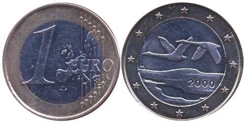 1 евро 2000 Финляндия