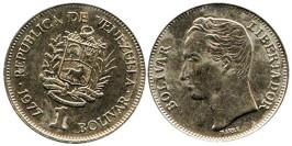 1 боливар 1977 Венесуэла