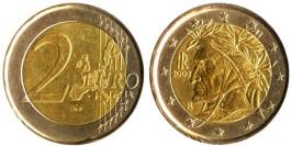 2 евро 2002 Италия