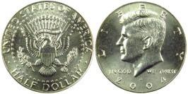50 центов 2004 P США UNC