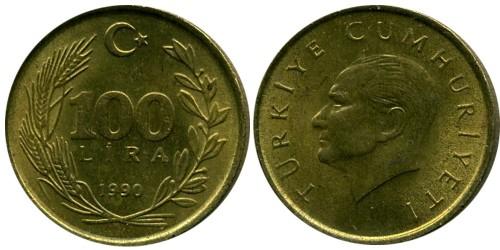500 лир 1990 Турция | Купить монеты