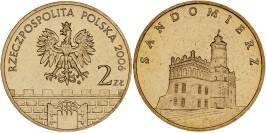 2 злотых 2006 Польша — Древние города Польши — Сандомир