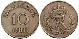 10 эре 1951 Дания