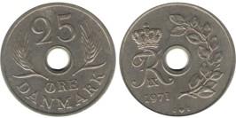 25 эре 1971 Дания