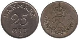 25 эре 1956 Дания