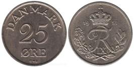 25 эре 1957 Дания