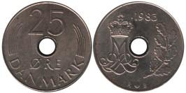 25 эре 1983 Дания