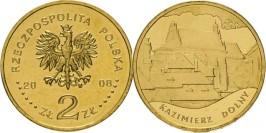 2 злотых 2008 Польша — Памятники Польши — Казимеж-Дольны