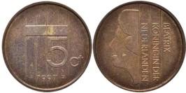 5 центов 1997 Нидерланды