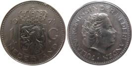 1 гульден 1971 Нидерланды