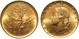 20 лир 1975 Италия