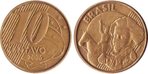 10 сентаво 2006 Бразилия