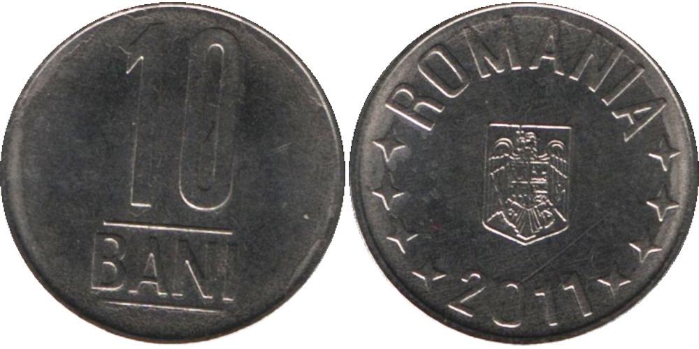 10 бани 2011 Румыния