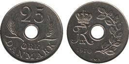 25 эре 1970 Дания