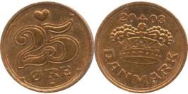 25 эре 2003 Дания